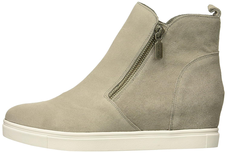 Blondo Women's Giselle US|Light Waterproof Sneaker B079FZ2Q8Y 7 B(M) US|Light Giselle Grey Suede 845e67