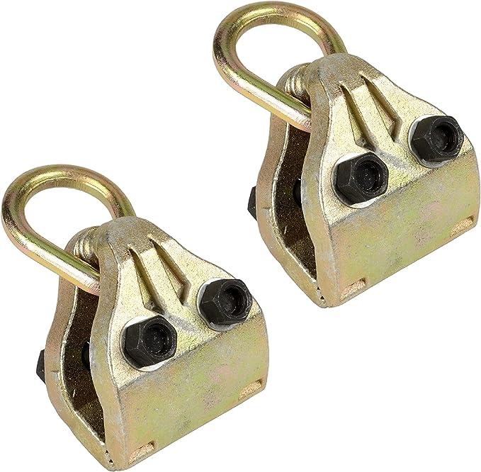 Biltek NPTC-TC005-1W Small Lamp 5 Ton CSelf-Tightening Frame Body Repair Mouth Pull C10,000lbs