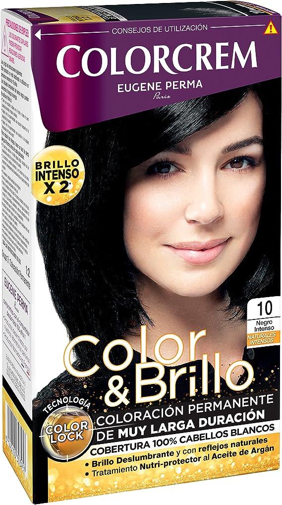 COLORCREM tinte negro intenso Nº 10 caja 1 ud