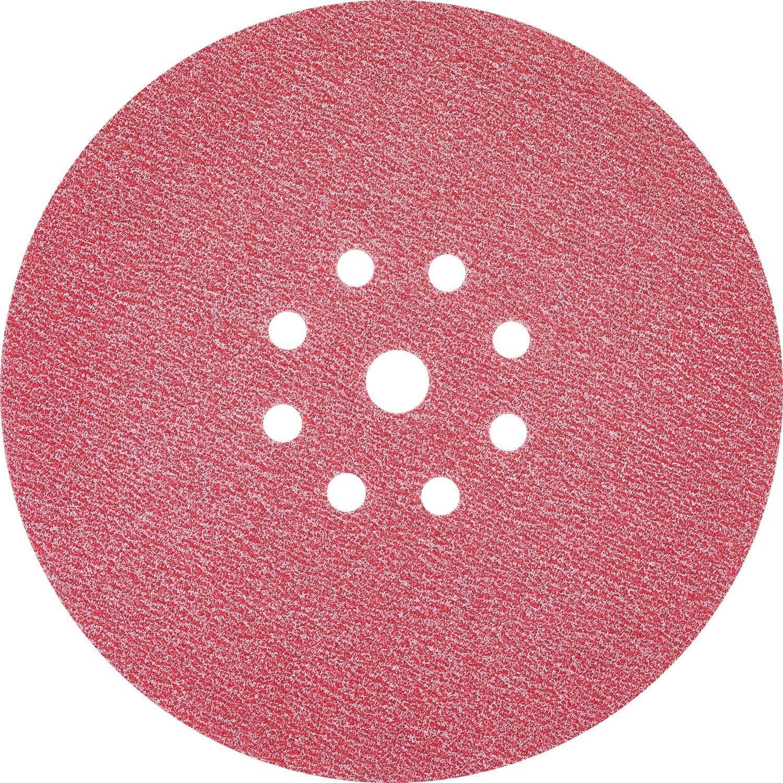 Makita B-68563 9 Round Abrasive Disc Hook /& Loop 180 Grit 25//pk
