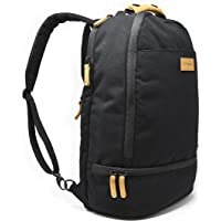 Amber & Ash Everyday Backpack - Slim, Durable & Soft Travel Backpack -