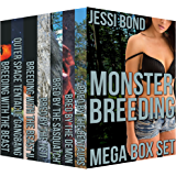 Monsters, Monsters, and More Monsters! Mega Box Set