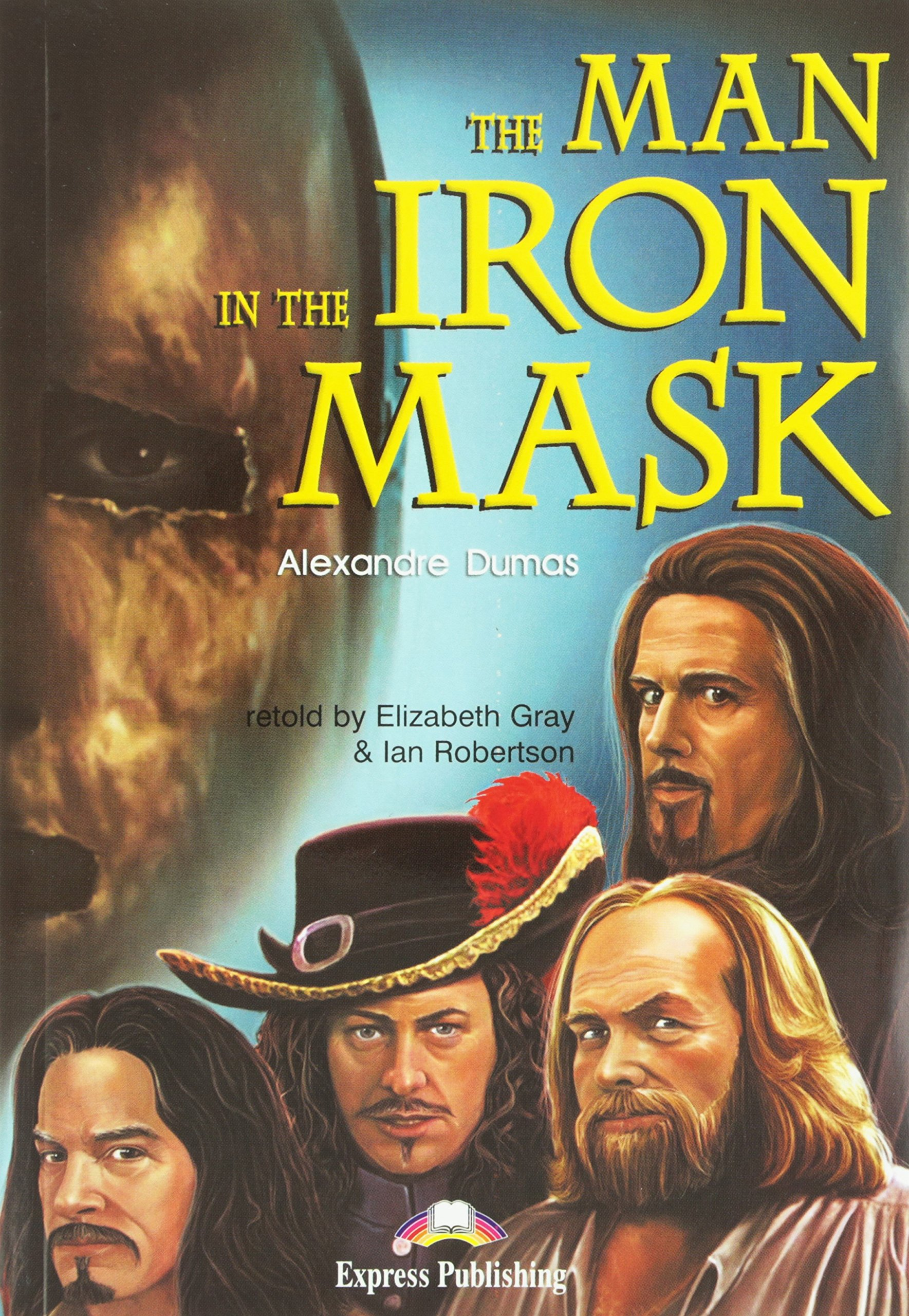 The Man in the Iron Mask Set (with Activity & CD's) pdf epub
