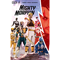 Mighty Morphin #1 book cover
