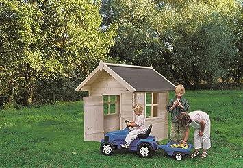 gartenpro – Caseta de jardín infantil 110 x 110