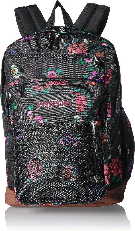 JanSport Huntington Backpack - Lightweight Laptop Bag | Edo Floral