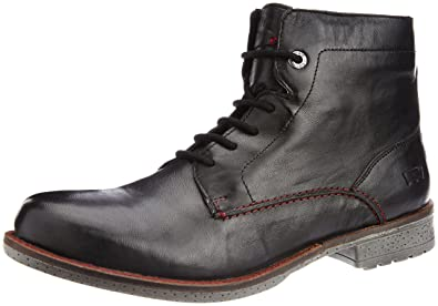 918bbe86834a1 Levi s Levis 219974 Boots Black Black Size  11  Amazon.co.uk  Shoes ...