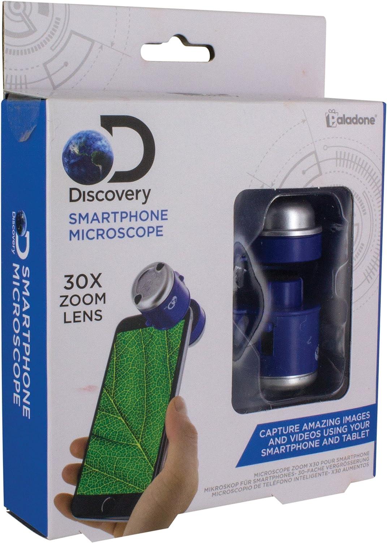 Discovery Channel PP4604DIS - Microscopio para Smartphone V2 ...