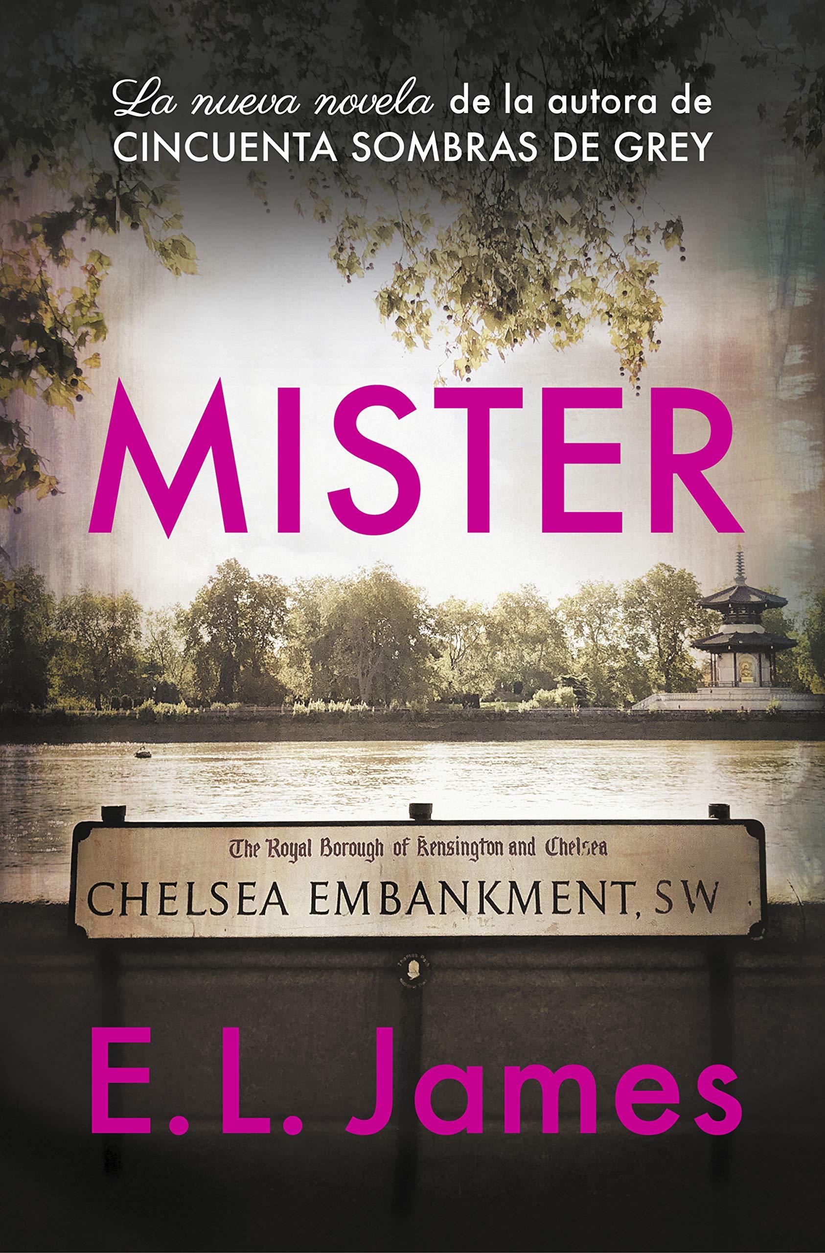 Mister (edición en castellano) por E.L. James