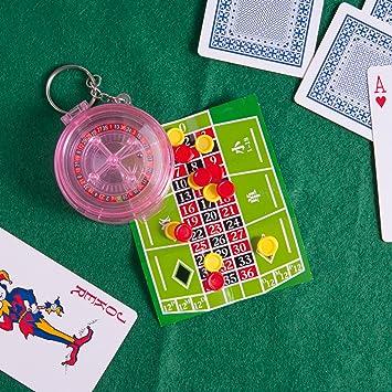 Tobar Mini Rueda de la Ruleta: Amazon.es: Juguetes y juegos