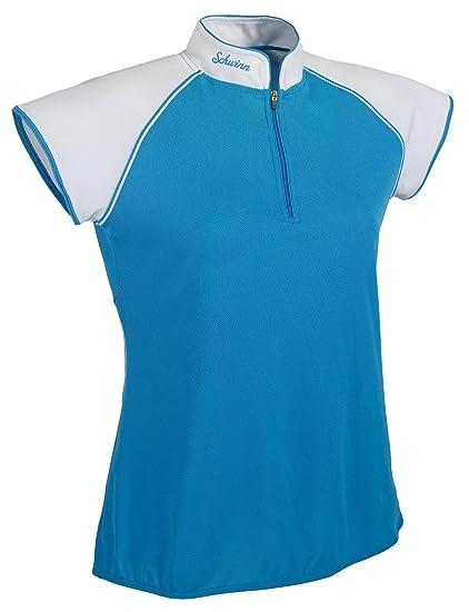 Amazon.com   Schwinn Women s Classic Jersey   Cycling Jerseys ... 6ecb26698