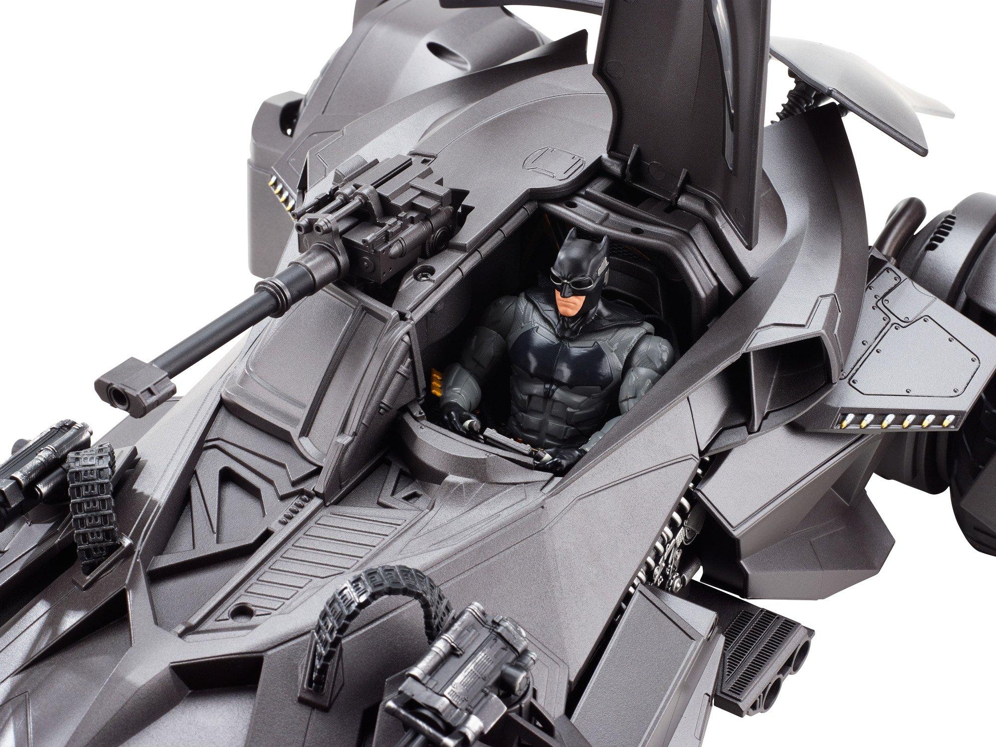 DC Comics Multiverse Justice League Batmobile Vehicle by DC Comics (Image #2)
