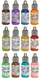 SPECIAL BUNDLE: Ranger Tim Holtz Distress Oxide Reinkers ALL 12 Colors!