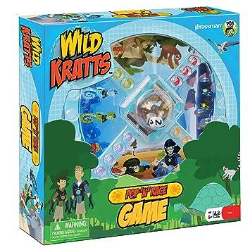 Wild Kratts Pop N Race