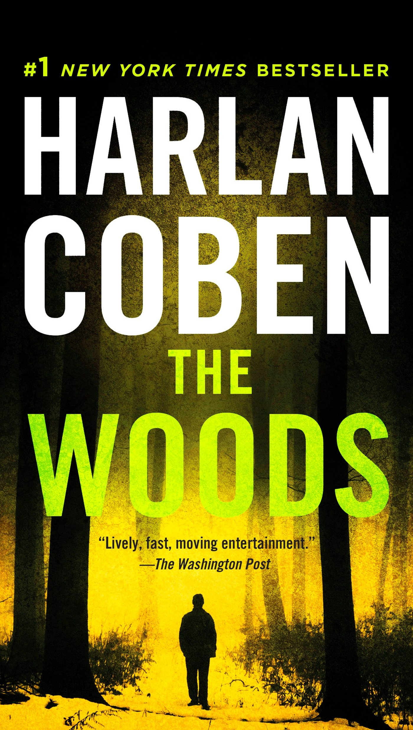 Image result for the woods book cover by harlan coben