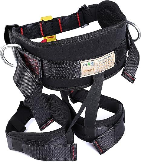 Versión mejorada arnés, proteger cintura Pierna escalada arnés ...