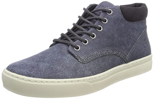 Timberland Men s Adventure 2.0 Cupsole Chukka Boots Blue  Amazon.co ... ef7fc7111