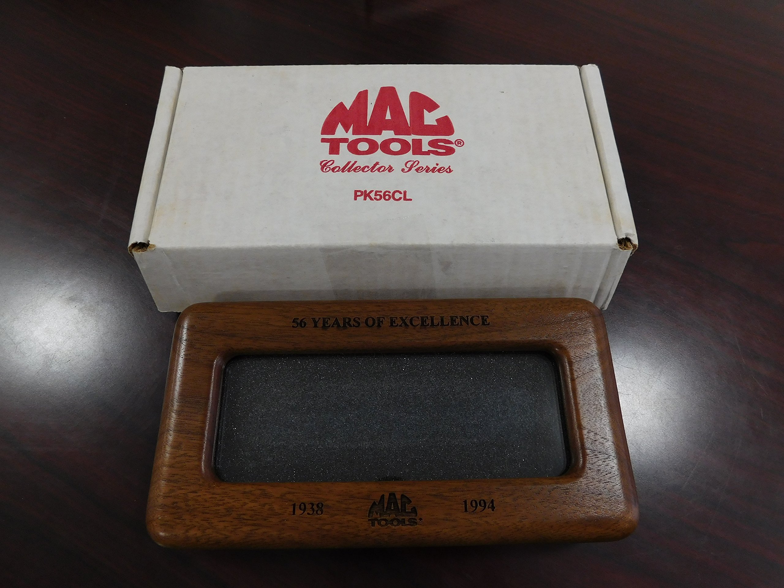 MAC TOOLS COLLECTOR SERIES- COMMEMORATIVE KNIFE, Part#1293