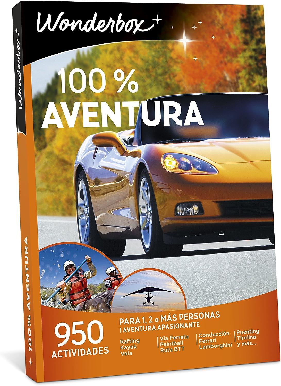 wonderbox 100 aventura