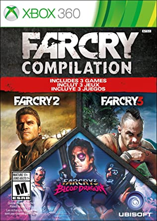 Amazon Com Far Cry Compliation Xbox 360 Video Games