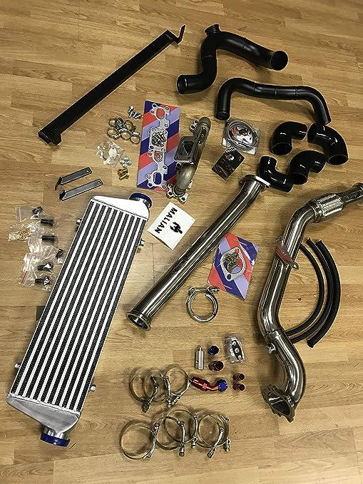 MX5 Mk1 1.6 Turbo Kit, GT28, Manifold, Intercooler, Exhaust TK001