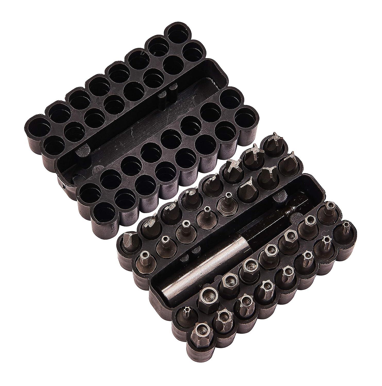 Amtech L3350 33pc Security Power Bit Set