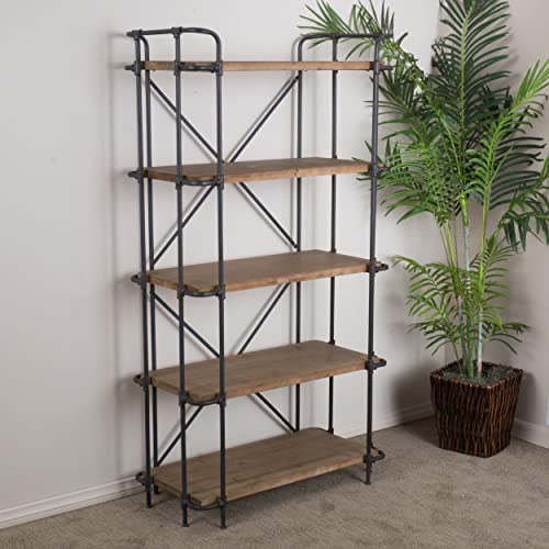 Christopher Knight Home Yorktown 5-Shelf Bookcase - the best modern bookcase for the money