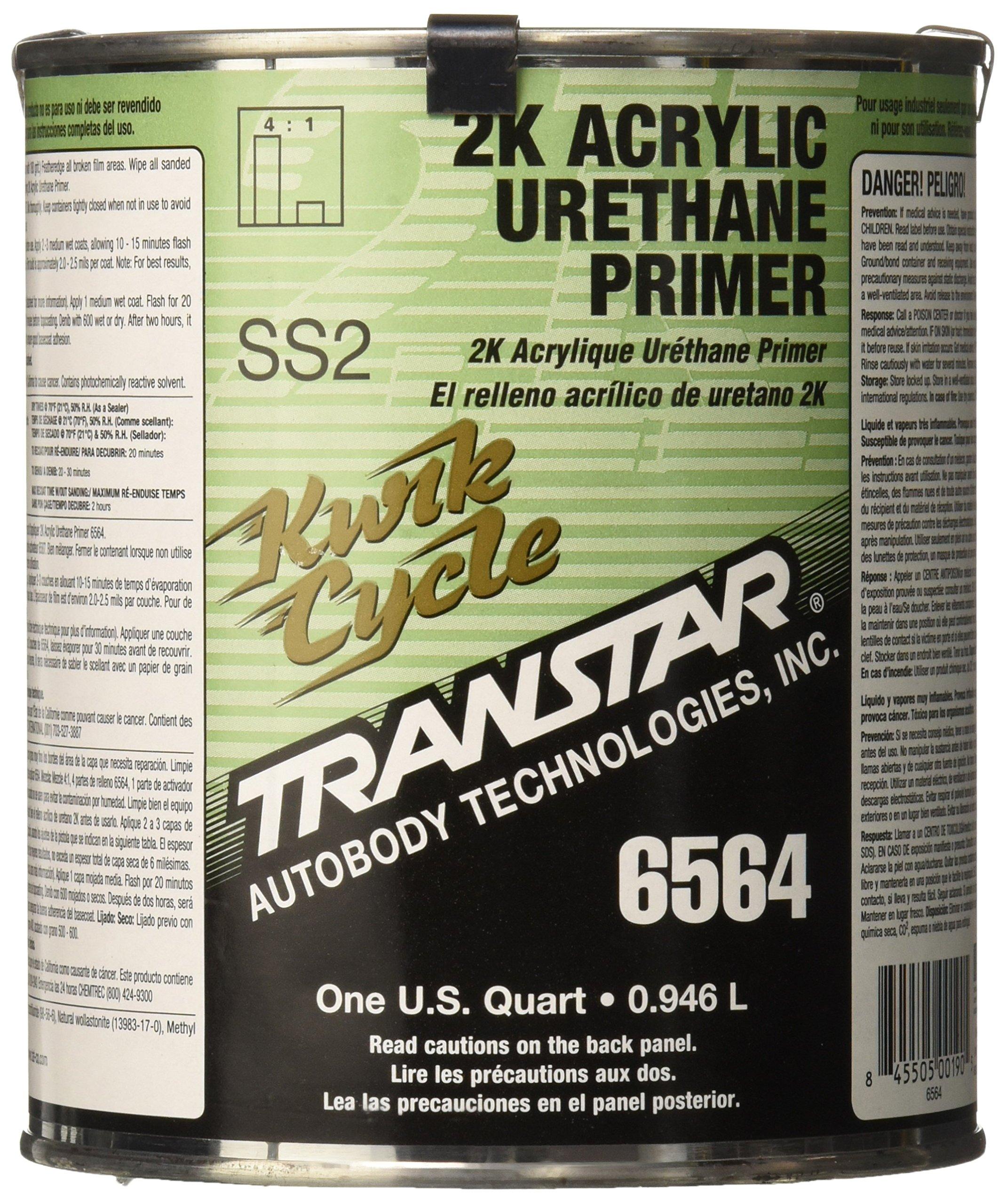 TRANSTAR (6564) 2K Urethane Primer - 1 Quart