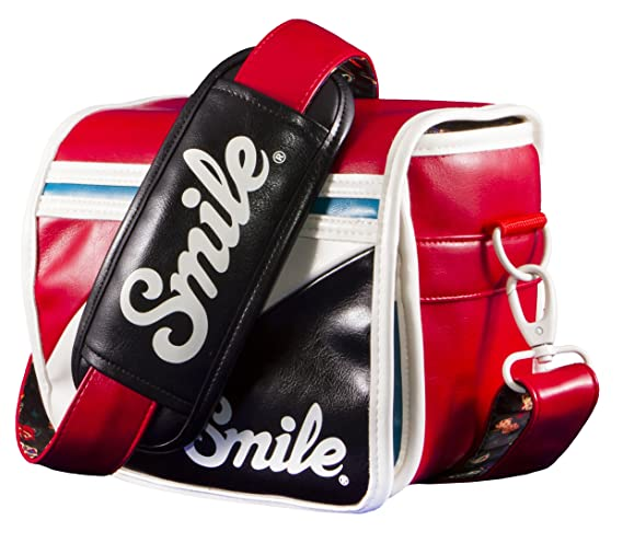 Smile Pin Up Style - Bolsa reversible para cámara réflex (DSLR ...