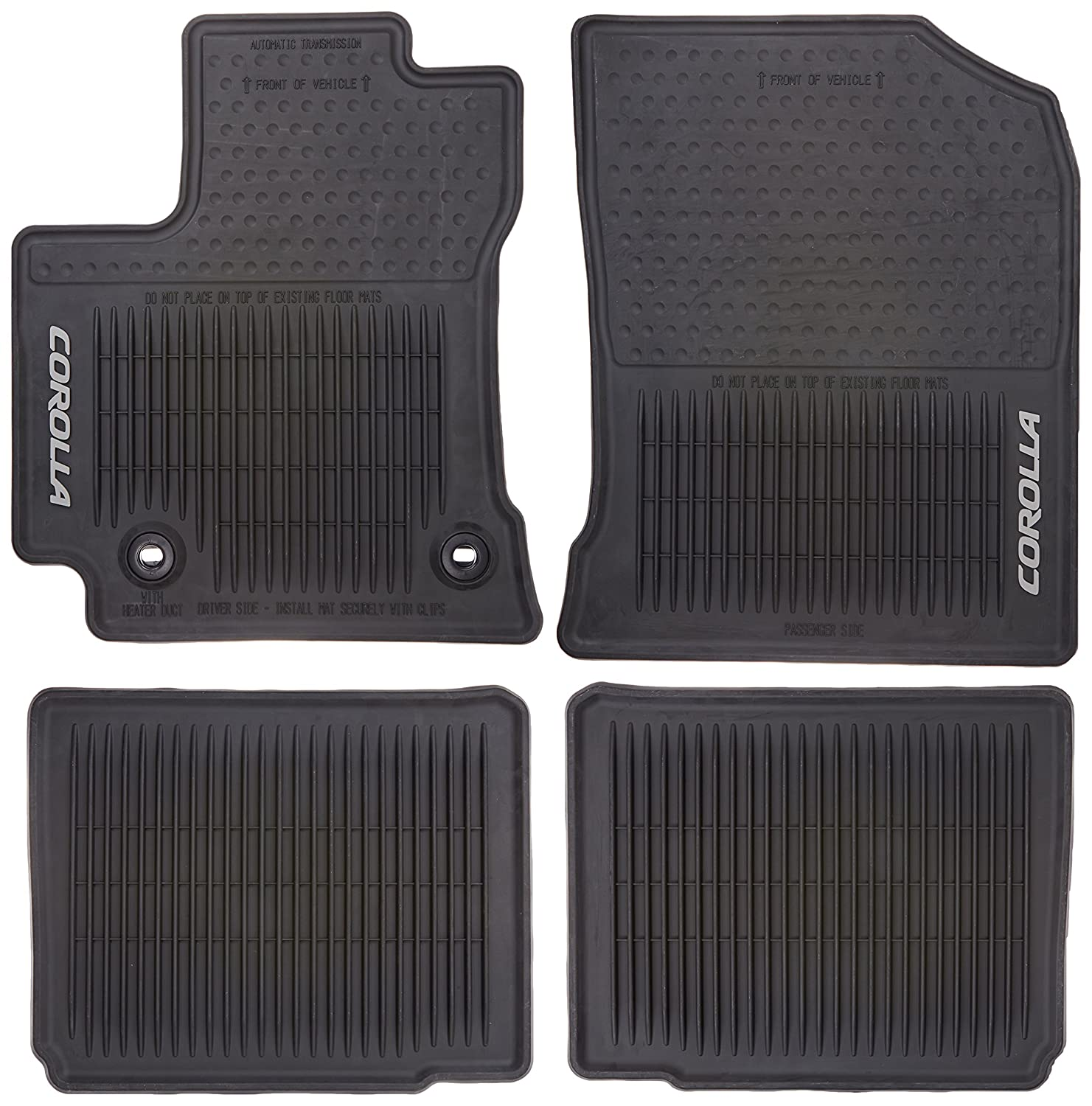 91UY4P3qHgL._SL1500_ Cool Review About 2006 toyota Corolla Floor Mats with Mesmerizing Pictures Cars Review