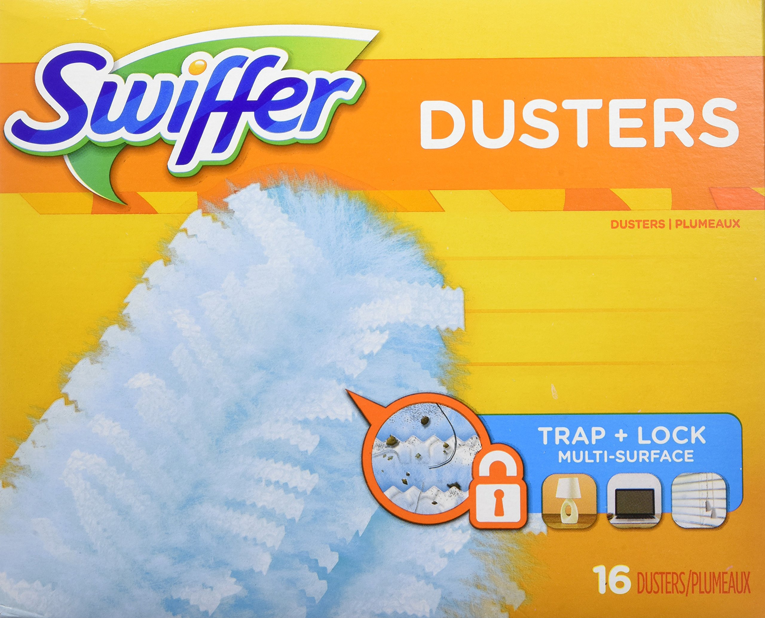 Swiffer Duster Refills, Unscented Dusters Refill, 16 Count, Swifter by Swiffer (Image #2)