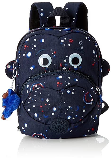2 opinioni per Kipling- FAST- Zainetto per bambini- Galaxy Party- (Multi color)
