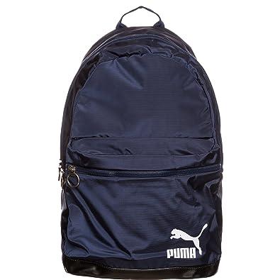 02959824f9 Puma Originals Sac à Dos, Bleu: Amazon.fr: Sports et Loisirs