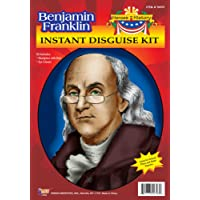 Forum Novelties - Benjamin Franklin Kit