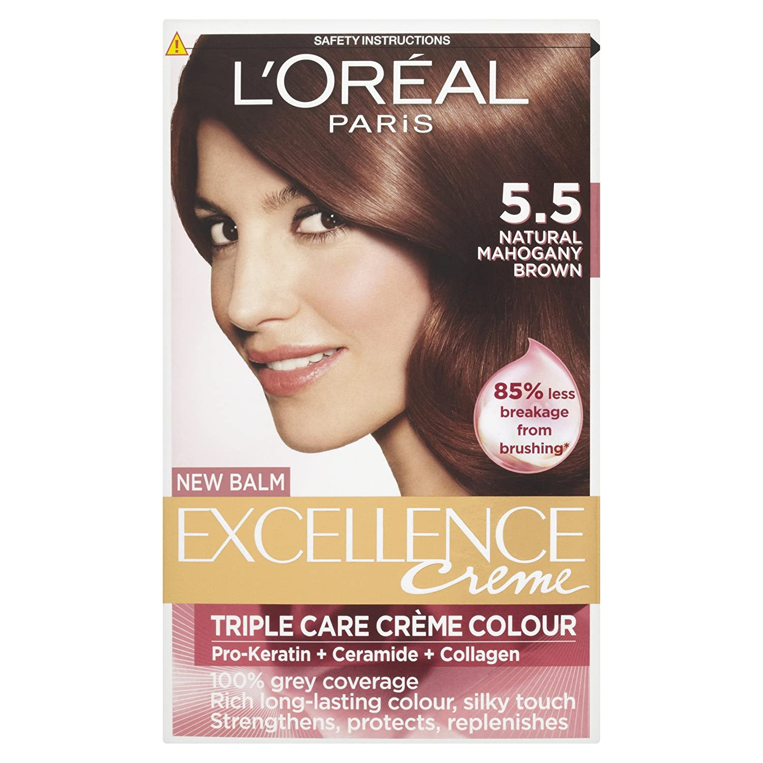 Mahogany Brown Hair Color Loreal Best Hair Color 2017