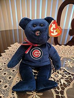 058194fac87 Amazon.com  TY Beanie Ballz MLB Chicago Cubs Plush  Toys   Games