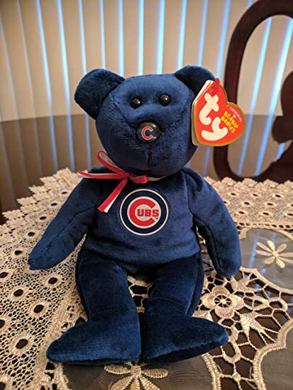 d0771276962 Amazon.com  Ty Chicago Cubs Beanie Baby 8