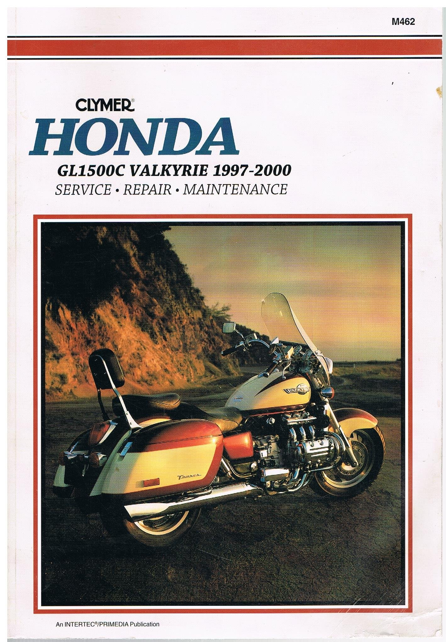 Honda Gl1500c Valkyrie, 1997-2000: Service, Repair, Maintenance (Clymer  Motorcycle Repair Series): Clymer Publishing: 9780892877522: Amazon.com:  Books