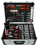 Werkzeugkoffer Test, Famex 729-89 Werkzeugkoffer Set