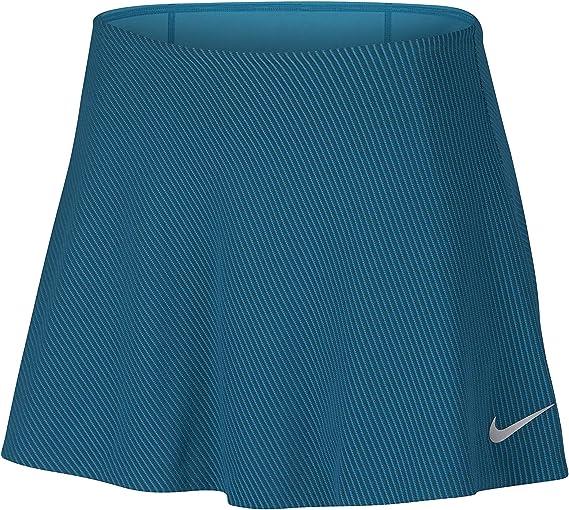 NIKE Court Zonal Cooling Smash - Falda para Mujer: Amazon.es: Ropa ...
