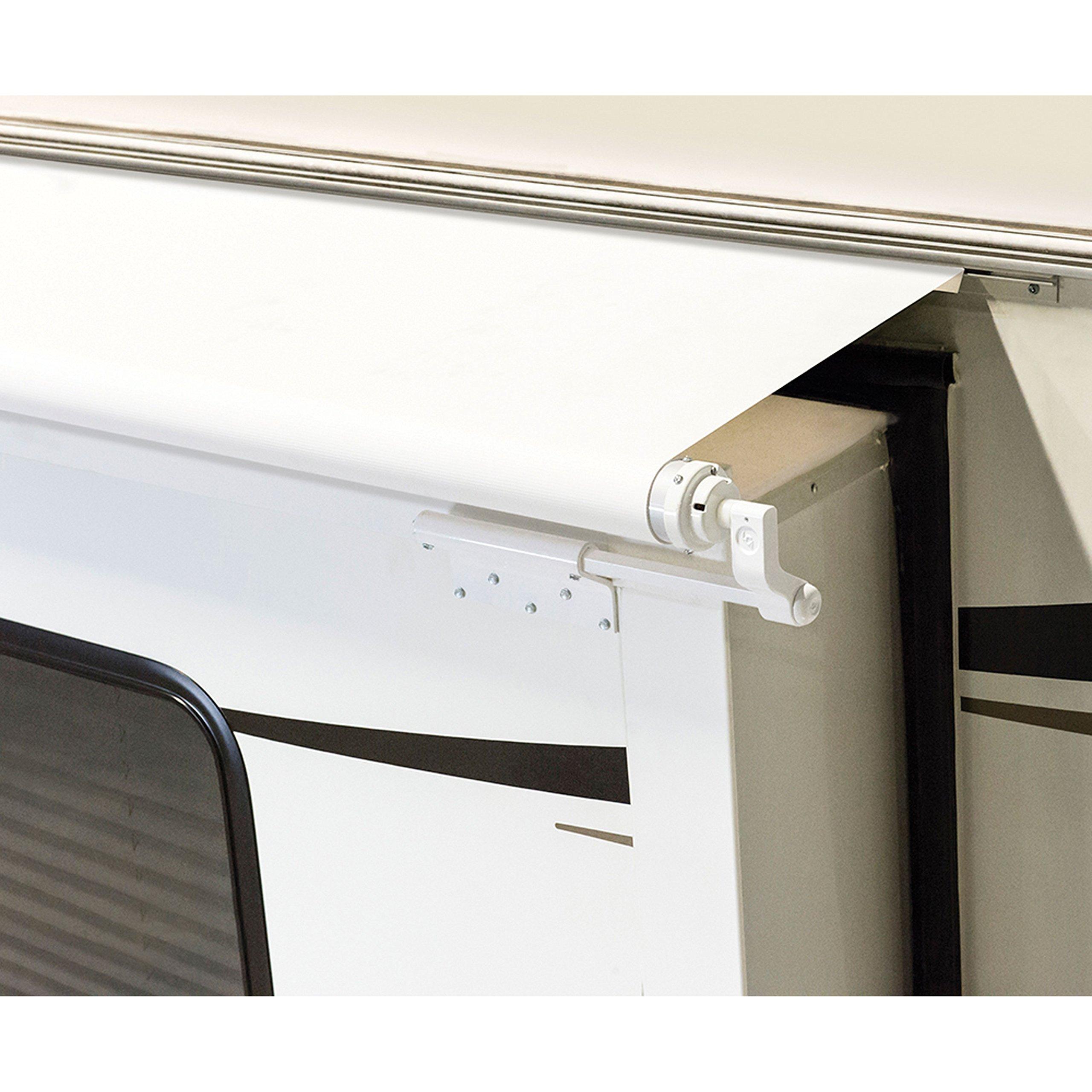 Lippert RV Solera Awning 12' Slider White V000139496