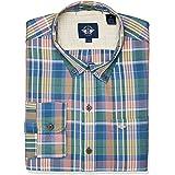 Dockers Alpha Icon Long Sleeve Camisa Casual para Hombre
