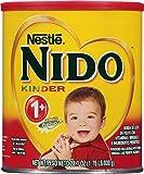 Nestle NIDO Kinder 1+ Powdered Milk Beverage, 1.76 lb. Canister