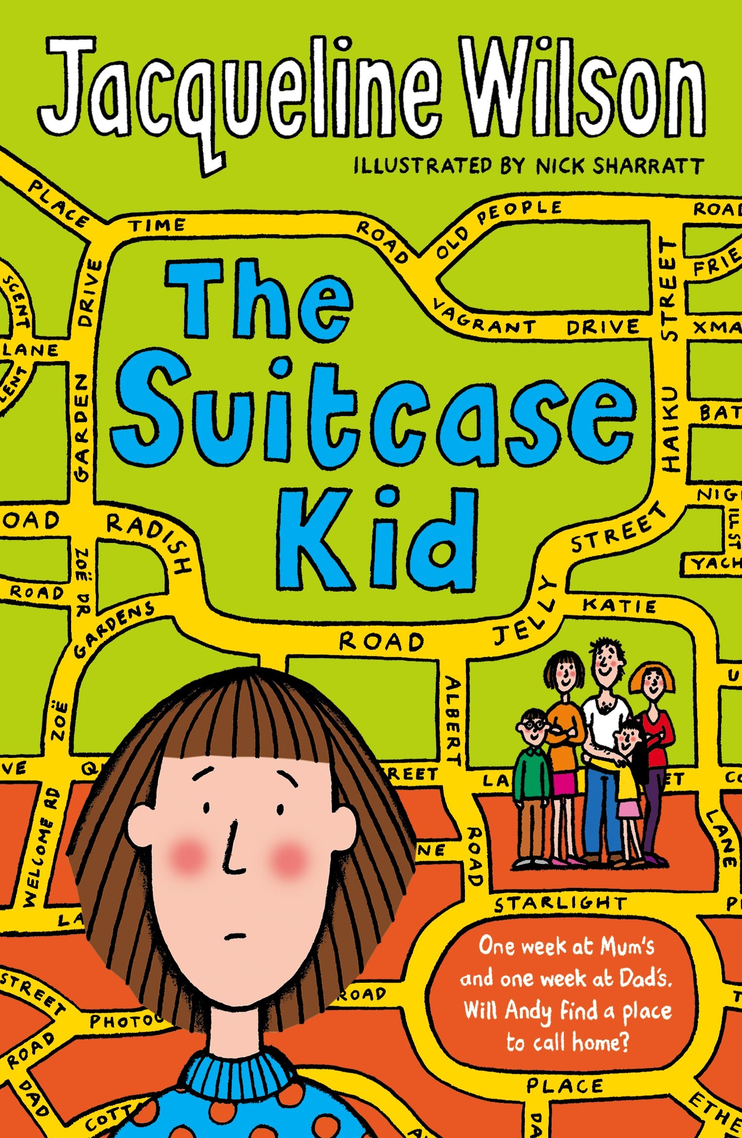 Image result for the suitcase kid book