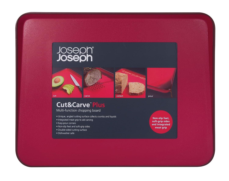 083030c42339 Amazon.com  Joseph Joseph 60004 Cut   Carve Multi-Function Cutting Board