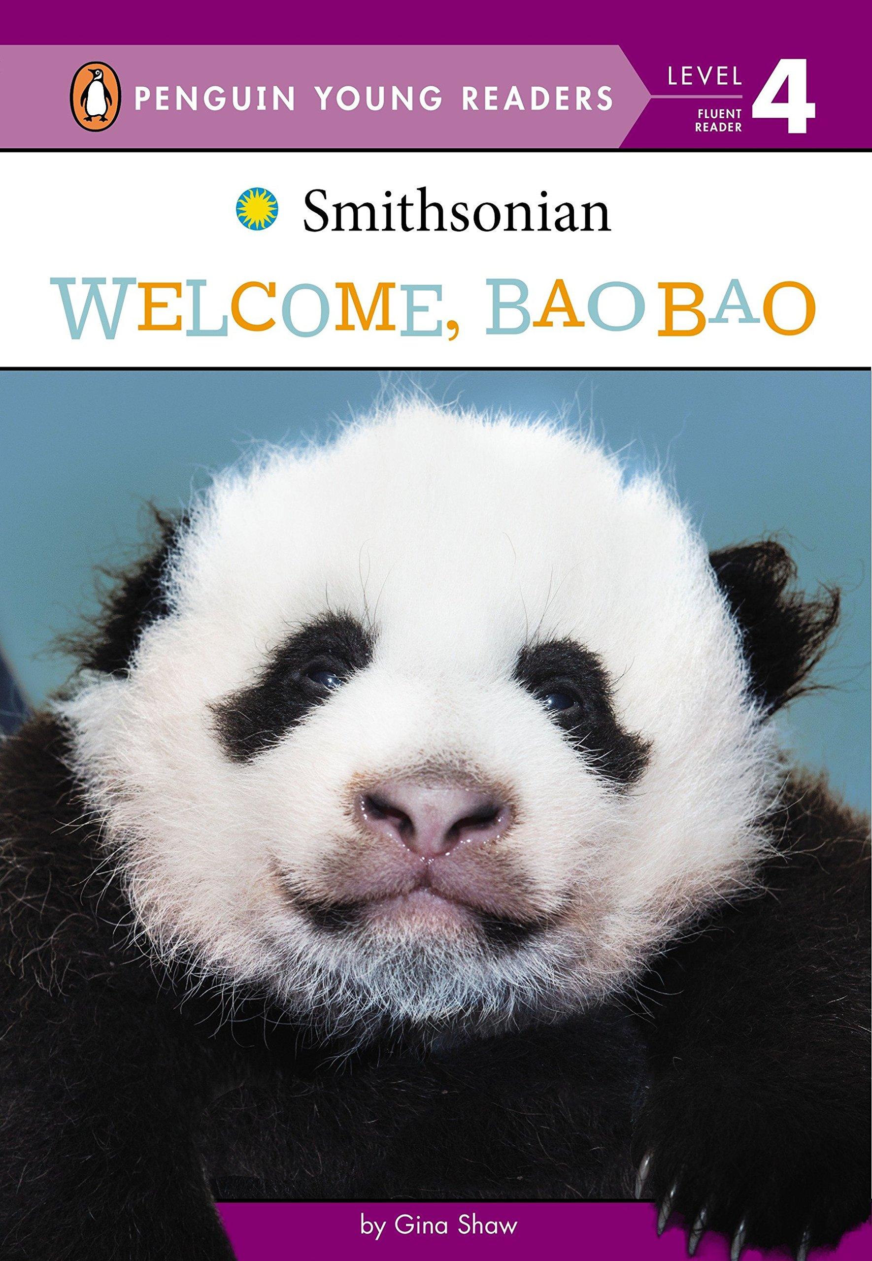 Welcome, Bao Bao (Smithsonian) by Penguin Young Readers