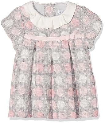 0eaa80d737c Mayoral Baby Girls  2835 Vestido Jacquard lunares Dress
