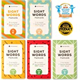 Think Tank Scholar 500+ Sight Words Flash Cards Bundle Kit (Preschool, Kindergarten, 1st, 2nd & 3rd Grade) for Kids Ages 3 to 9 Years Old