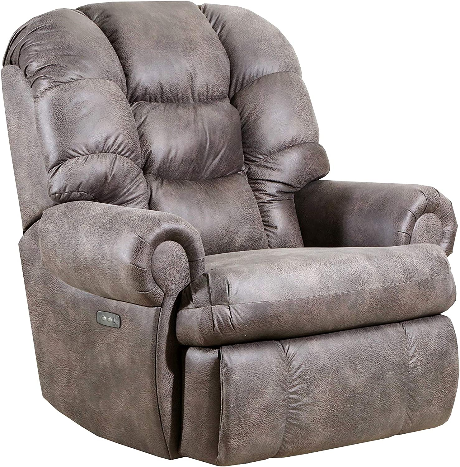 Lane Home Furnishings Power Heat Massage Rocker Recliner