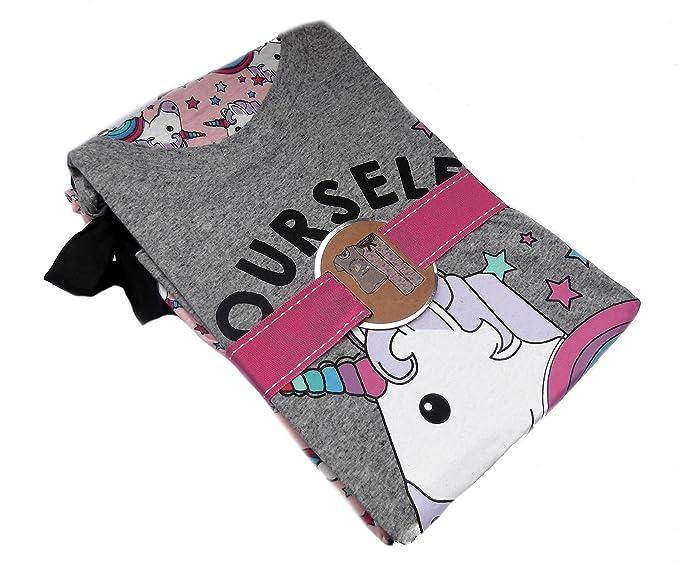 Ladies Unicornio Pijama Agnes Minions Despicable Me Producto Oficial Rosa Rosa XL